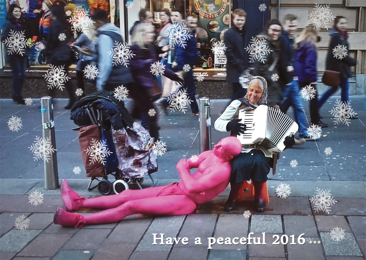 have a peaceful 2016 web